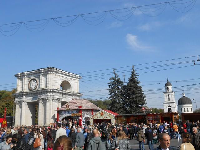 piata mare din Chisinau