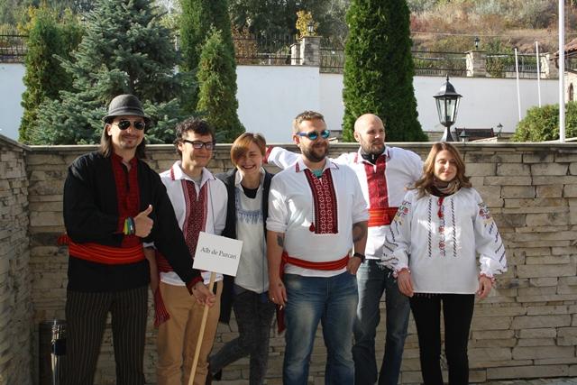 simpatica echipa a Ucrainei