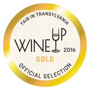 WineUP Official Selection_Gold
